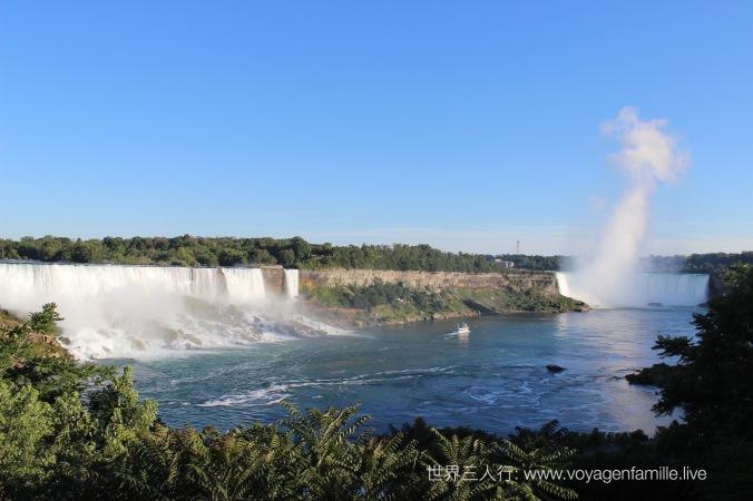 Niagara Falls尼亚加拉瀑布