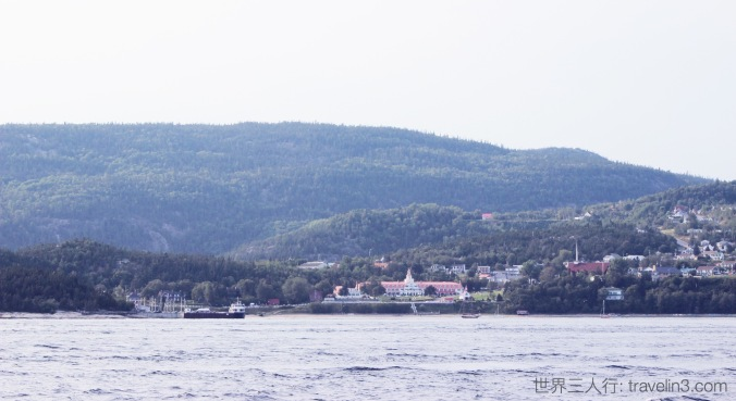 tadoussac saint lawrence