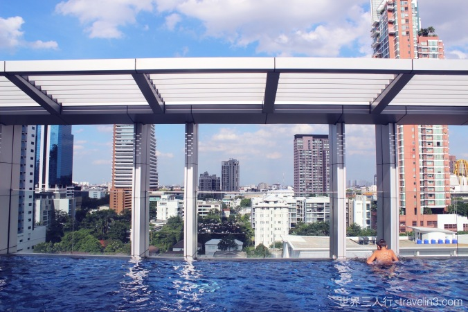 bangkok marriott swimming pool 3