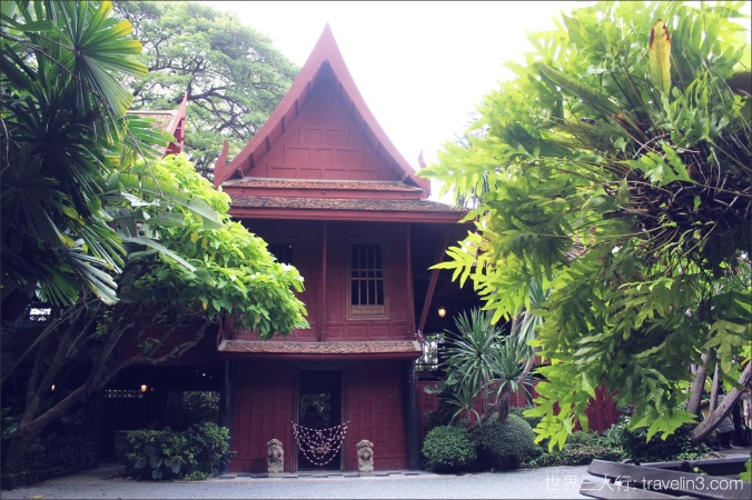 jim thompson house - garden 3