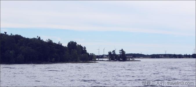 mille iles wind turbines